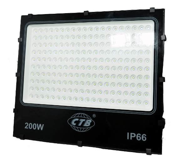 REFLETOR LED 200W BRANCO FRIO BIVOLT