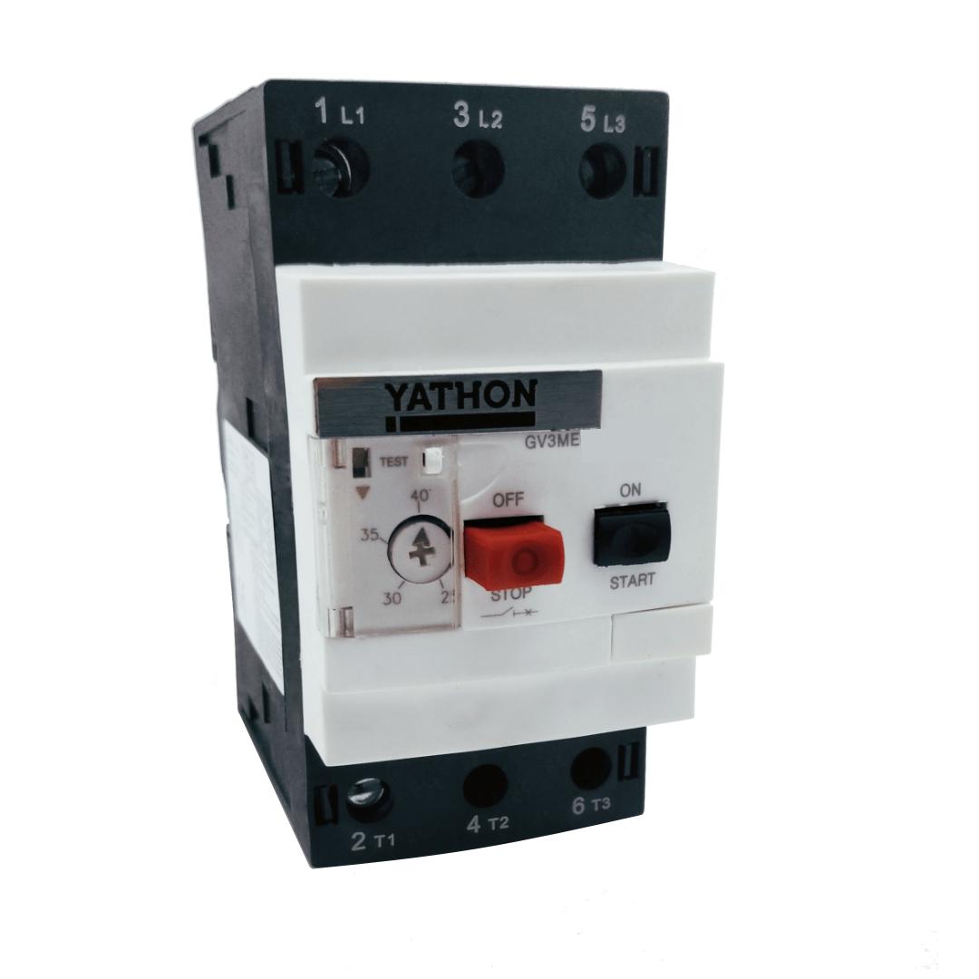 Disjuntor termomagnetico de motor GV3-ME40 25-40A
