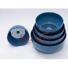 TAMPA DEFLETORA MODELO WEG 132 - PLASTICA