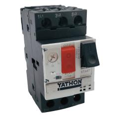 Disjuntor termomagnetico de motor GV2ME10 4-6.3A